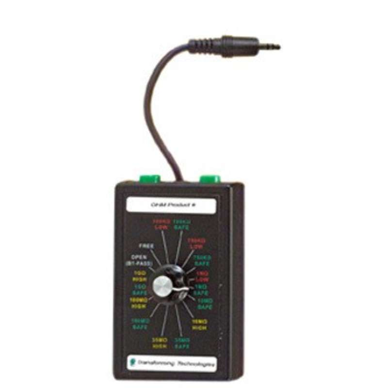 Ohm Metrics Periodic Verification Tool for the CM2800 and CM2815 Constant Monitors