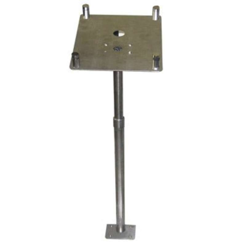 """Floor Stand for the Deluxe """"Near-Fail"""" Wrist Strap and Footwear Testers without the Foot Plate"""