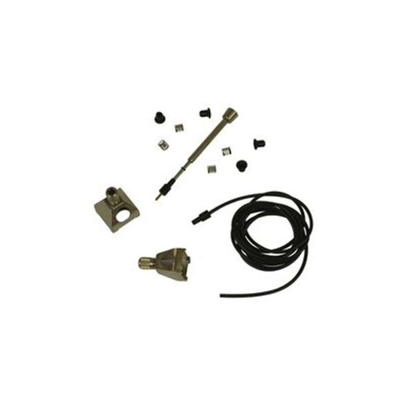 Nozzle Set for SMT Chip Removal Kit with 2 Nozzles, 27 and 20mm, for HAP200 Hot Air Iron