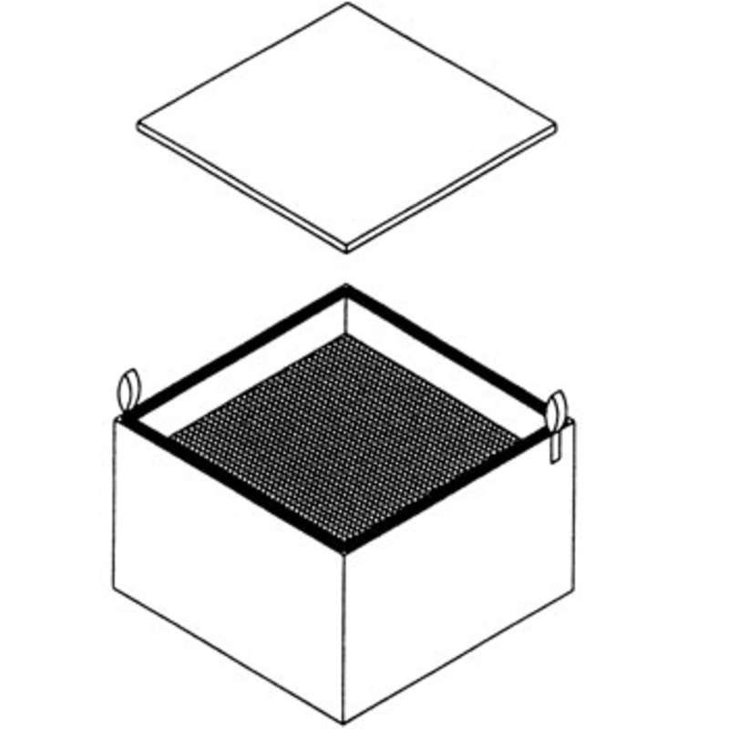 F5 Fine Dust Pre-Filter for WFE2ES, WFE2ESKT1 and WFE2ESKT2, 10 per Pack