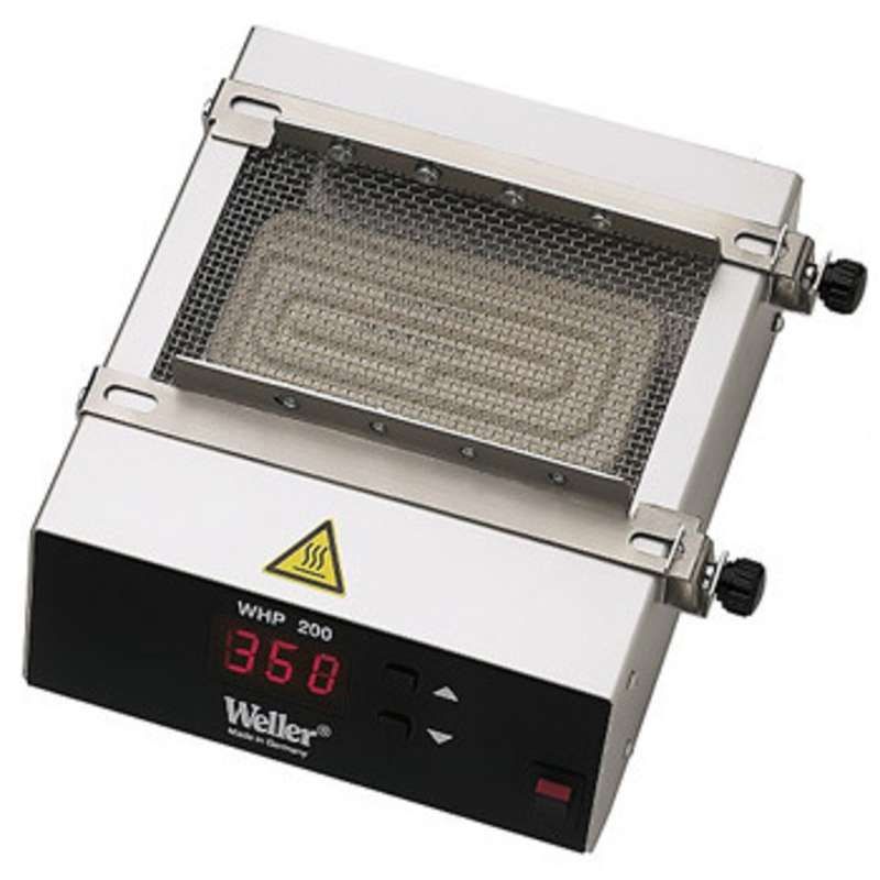 ESD-Safe Under Board Heater for Small Electronic Boards