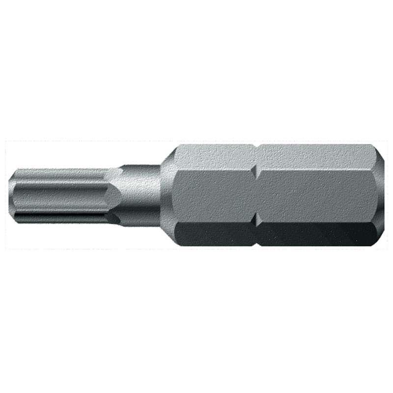 "840/1 Z Series Hex Socket Insert Bit for 1/4"" Hex Drive, 4mm x 1"" Long"