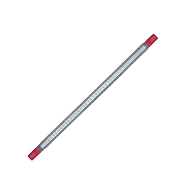 """Drive-Loc VI Metric Hex Driver Blade, Interchangeable, 2.0mm Slotted / 2.5mm, 5.9"""" Long"""