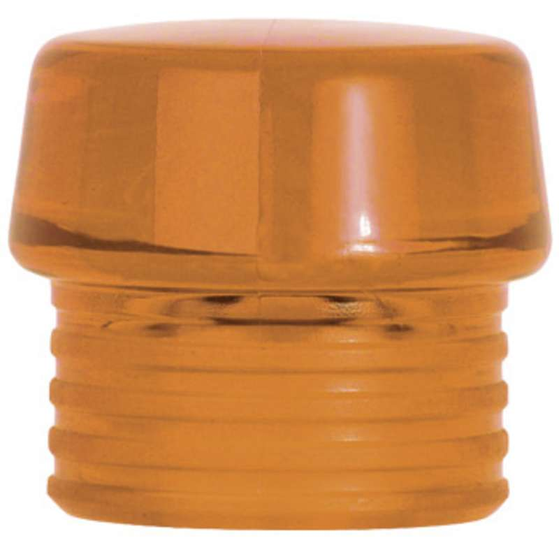 """Hard Round Replacement Mallet Face, 1-1/2"""" Diameter"""