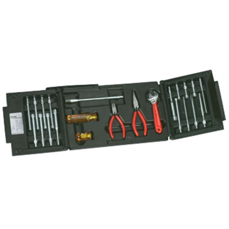 Series 99® Service Tool Kit with Hard Plastic Case, 23 Pieces