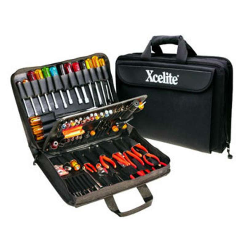 Tool Kit with Rugged CORDURA® Case, 86 Pieces